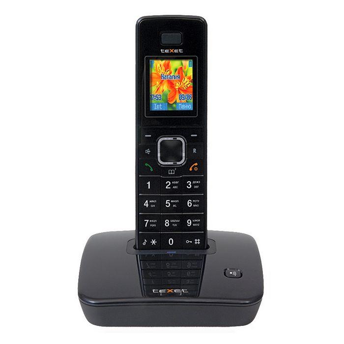 teXet TX-D7900 - ультатонкий DECT-телефон