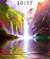 Screen saver paradise