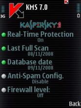 Kaspersky Mobile Antivirus Update Of 09/11/2008