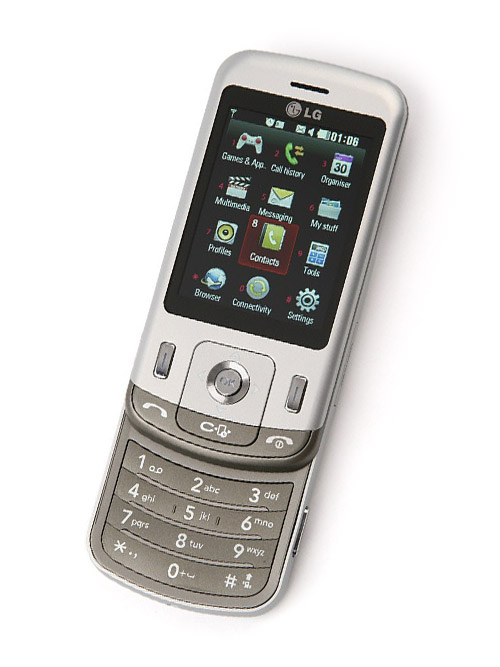 LG KC780 появился в продажу у британского оператора Orange
