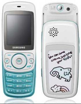Детский телефон Samsung Tobi появился в России