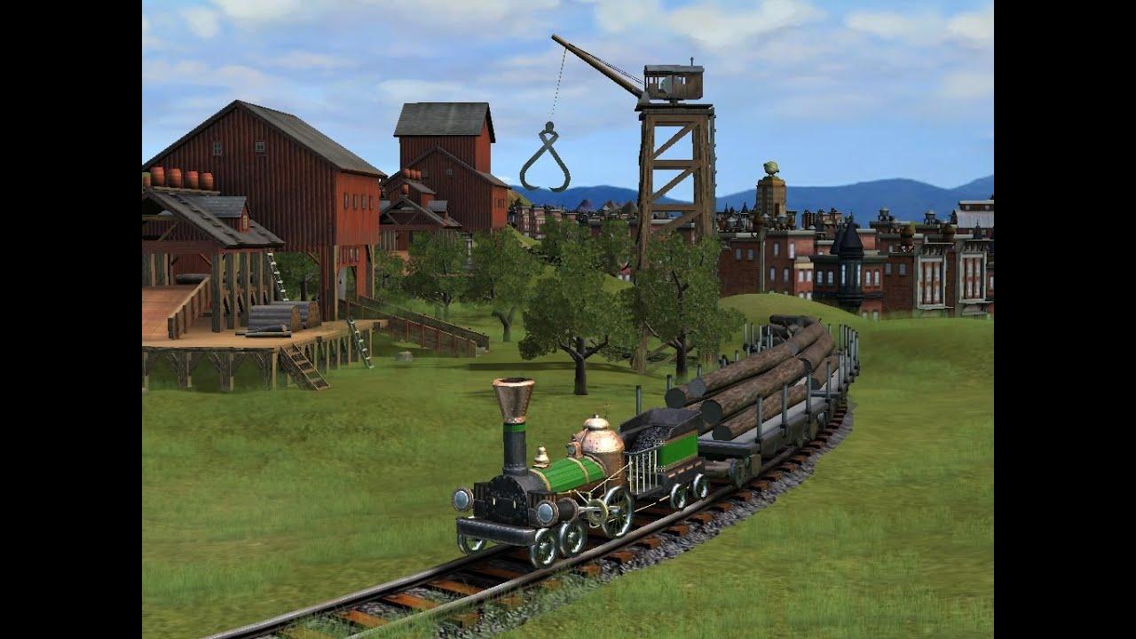 Train Tycoon [240x320] - Java (В zip архиве)