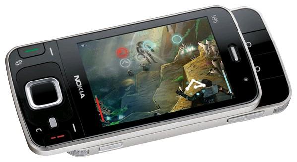 Nokia выпустила особую версию смартфона N96