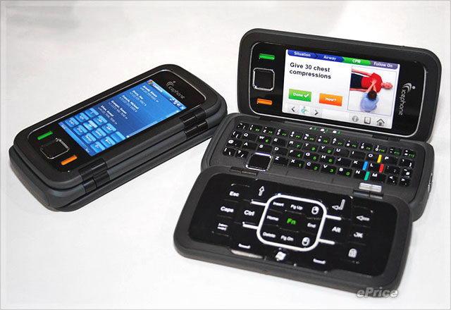 The Medical Phone анонсировала коммуникатор iCEphone