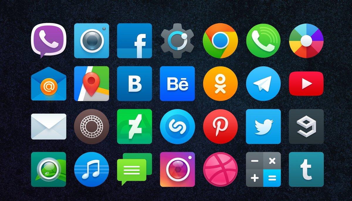 Набор картинок для телефона