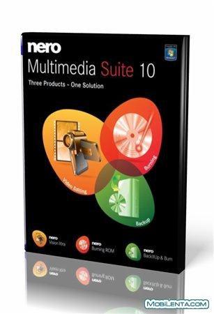 Nero Multimedia Suite 10 Platinum HD v.10.5.10900 (2010/MULTI/RUS) All Crack