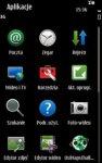 Нокиа Е7: пользовательский интерфейс