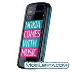 Смартфон Nokia 5800 XpressMusic (Tube)  -  дисплей