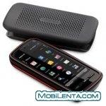 Nokia 5800 XpressMusic (Tube) - дизайн, размеры, управляющие элементы