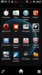 Обзор смартфона Sony Xperia U: экран